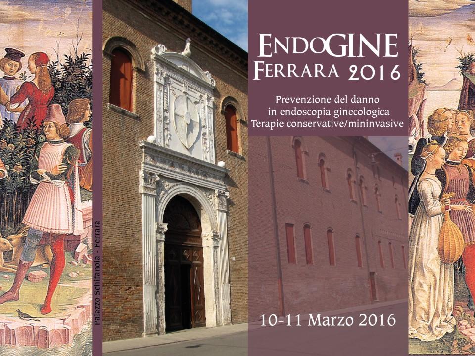 EndoGINE – Ferrara 2016