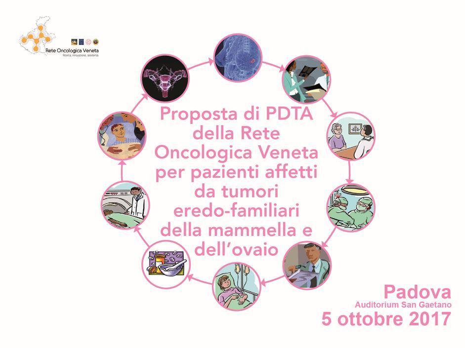 PDTA dei tumori eredofamiliari della mammella e dell'ovaio